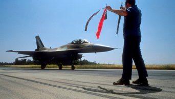 F16 הפצצות בסוריה