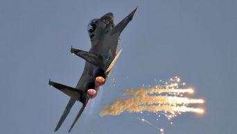 F15 תקיפה של צהל