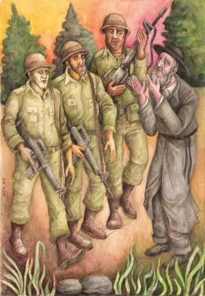 ציור של ביכמן