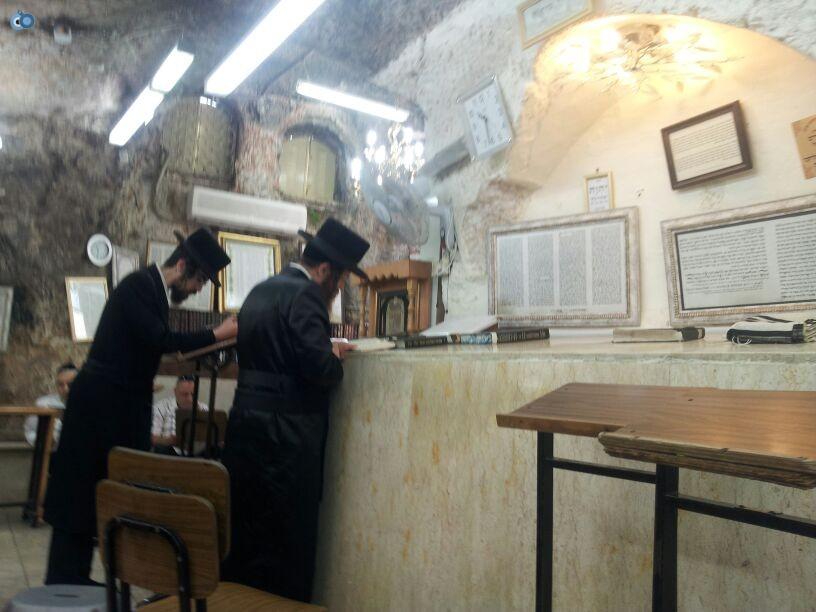 קבר שמעון הצדיק (5)