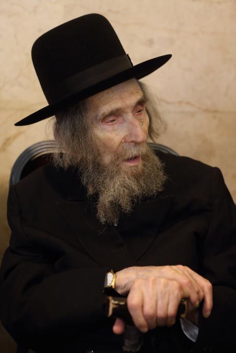 RABBI AHARON YEHUDA LEIB SHTEINMAN