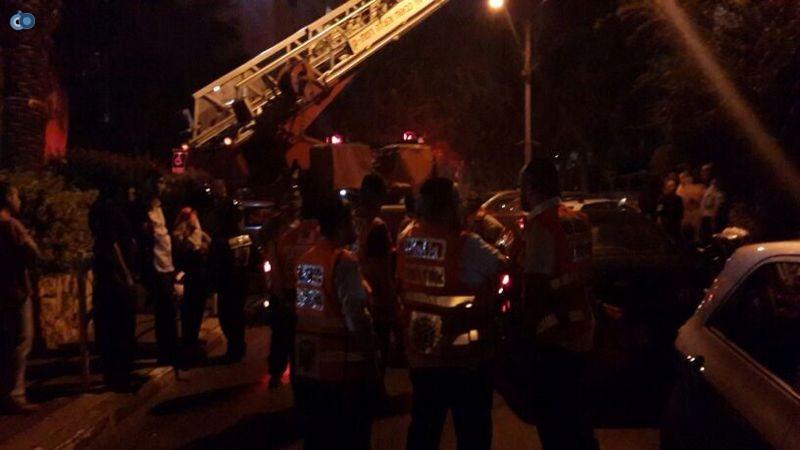 שריפה  רמת גן (12)
