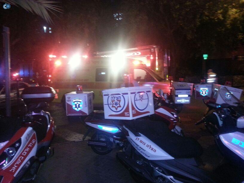 שריפה  רמת גן (19)
