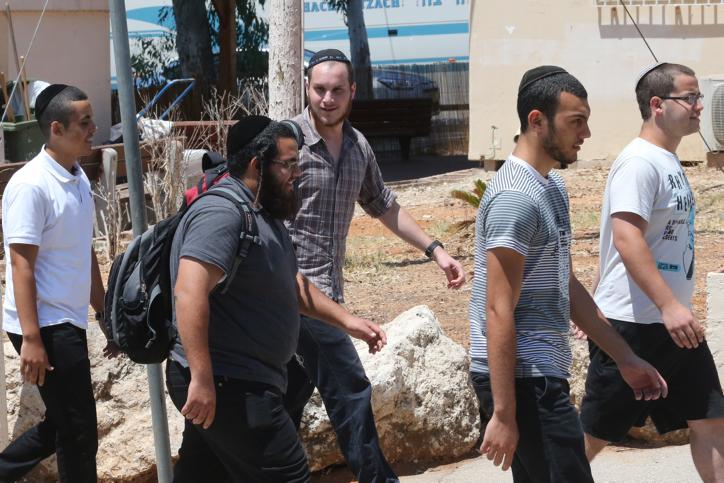 ULTRA ORTHODOX RECRUIT TO IDF