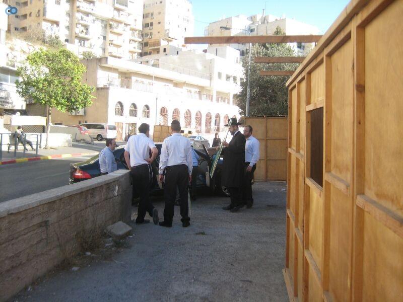 הרב דוד לאו ביקור ירושלים (1)