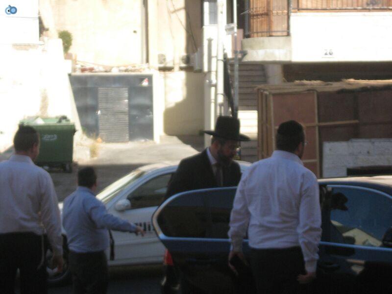 הרב דוד לאו ביקור ירושלים (3)