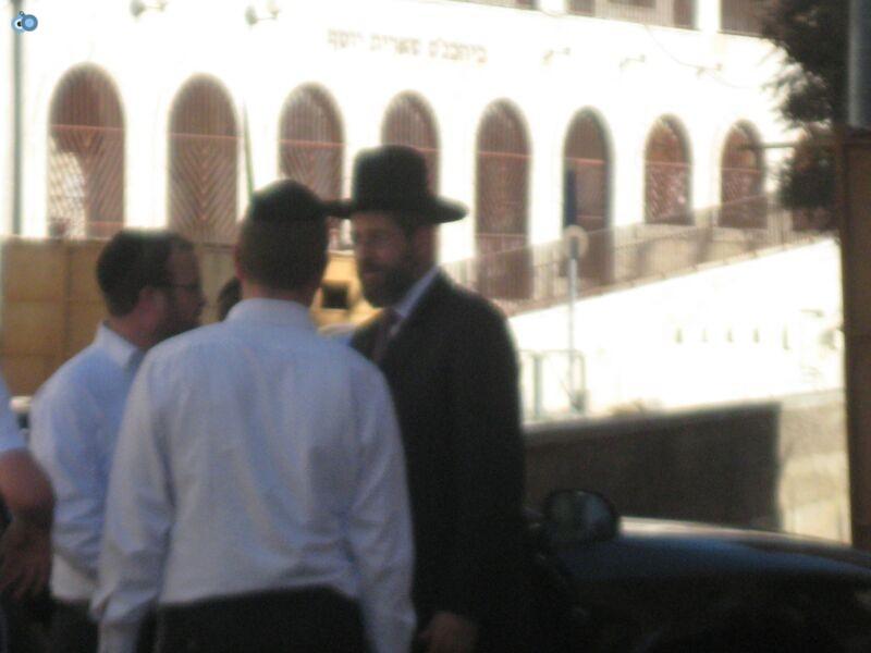 הרב דוד לאו ביקור ירושלים (4)