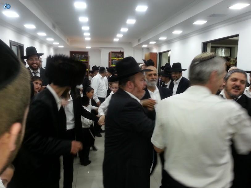 resized_שמחת בית השואבה סוכות רבי יעקב אדלשטיין אדלשטין - צילם אבי שיף (1)