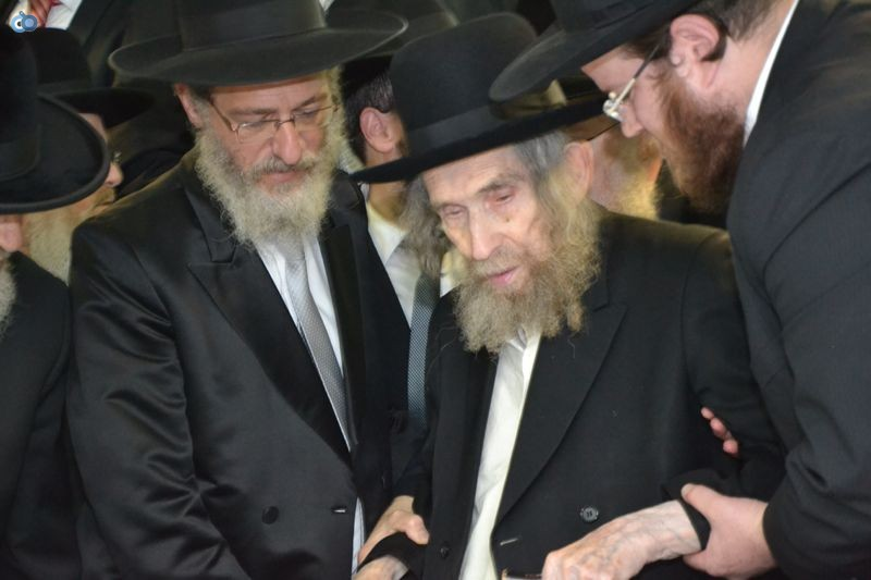 הגר''ח קניבסקי והגראי''ל שטינמן צילום אהרן והב (12)