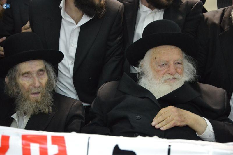 הגר''ח קניבסקי והגראי''ל שטינמן צילום אהרן והב (18)