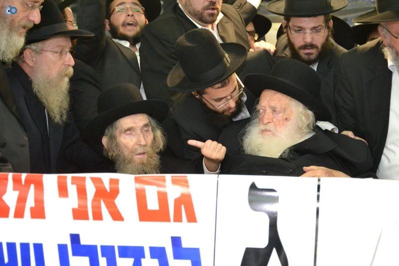 הגר''ח קניבסקי והגראי''ל שטינמן צילום אהרן והב (37)