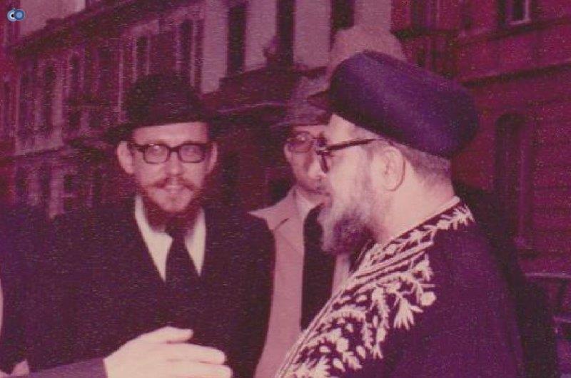 הרב עובדיה יוסף במליאנו שבאיטליה לפני 35 שנה (10)