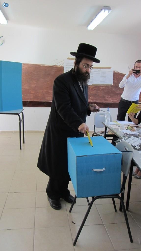 יום הבחירות באלעד13