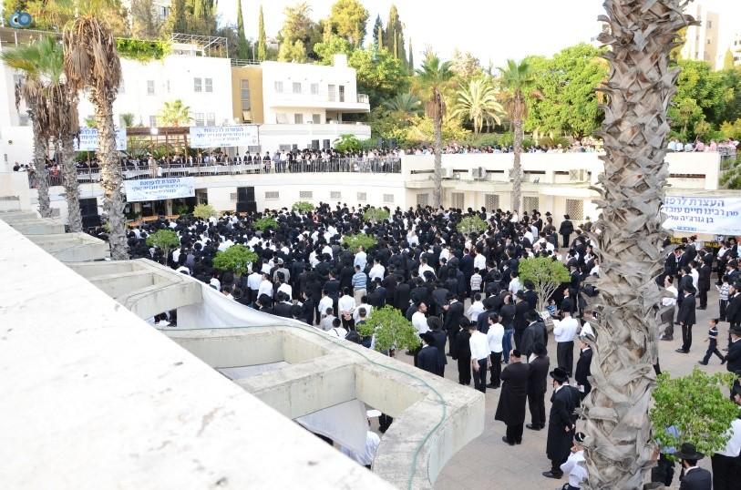 עצרת המונים ש''ס הרב יוסף יצחק (20)