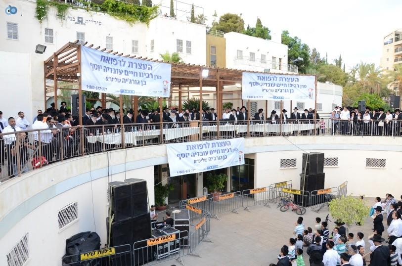 עצרת המונים ש''ס הרב יוסף יצחק (22)