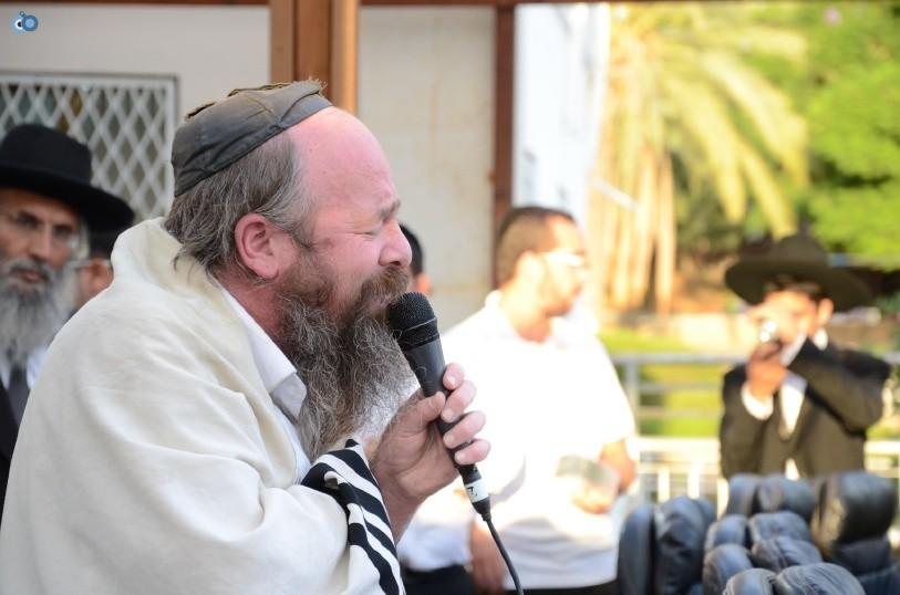 עצרת המונים ש''ס הרב יוסף יצחק (23)