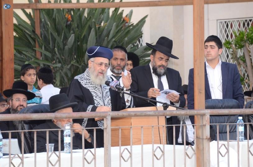 עצרת המונים ש''ס הרב יוסף יצחק (32)