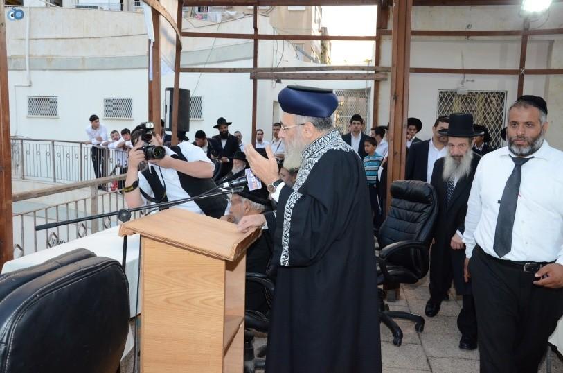עצרת המונים ש''ס הרב יוסף יצחק (36)