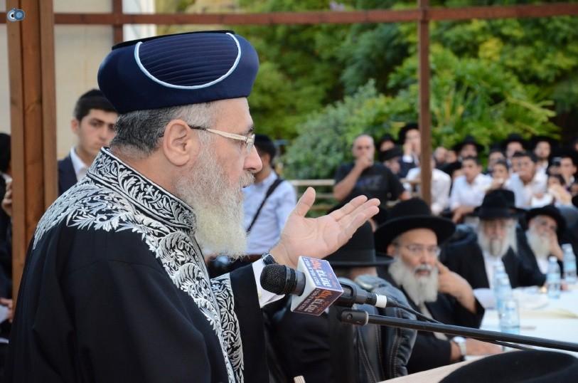 עצרת המונים ש''ס הרב יוסף יצחק (38)