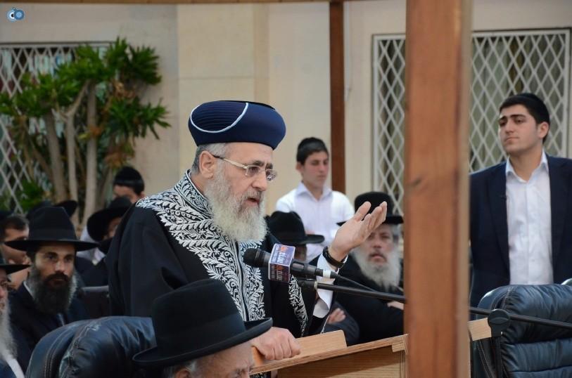 עצרת המונים ש''ס הרב יוסף יצחק (39)