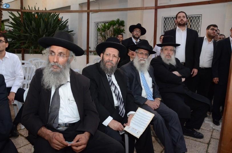 עצרת המונים ש''ס הרב יוסף יצחק (43)