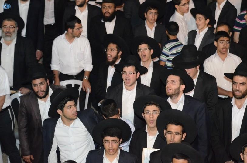 עצרת המונים ש''ס הרב יוסף יצחק (47)