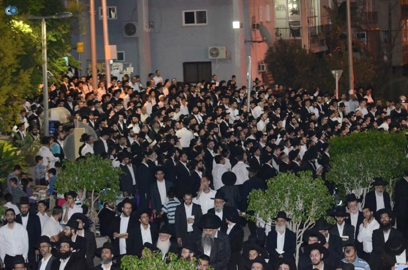 עצרת המונים ש''ס הרב יוסף יצחק (49)