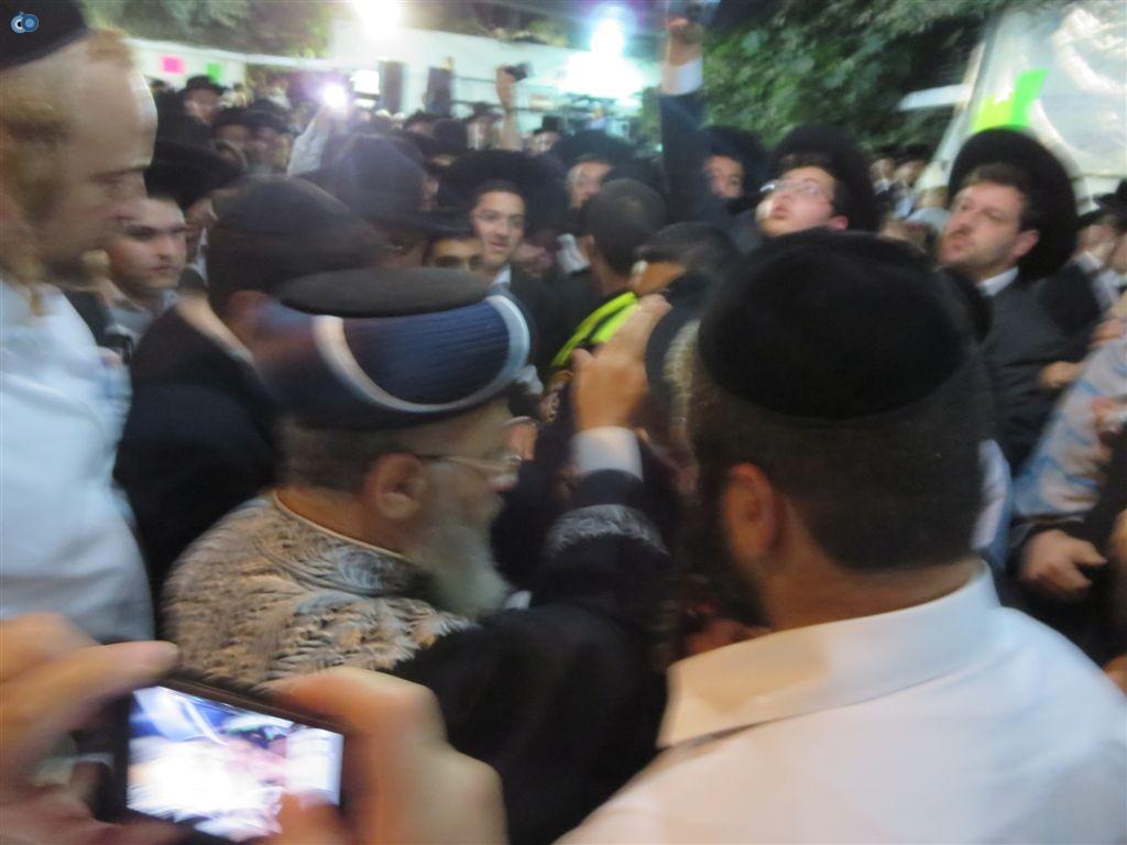 ציון שמעון הצדיק רבי יצחק יוסף הרב שלום ארוש (15)