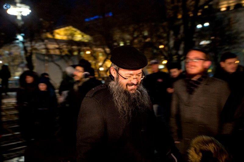הדלקת נרות חנוכה ברוסיה חדשות 24 (3)