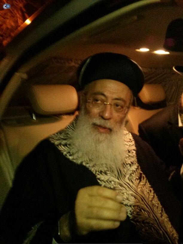 הרב עמאר עצרת מרן עובדיה יוסף צילם יוסף חיים בן ציון (4)