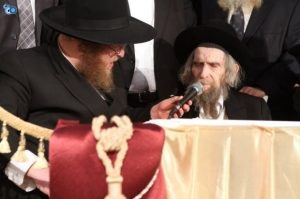 הרב שטיינמן וסורצקין