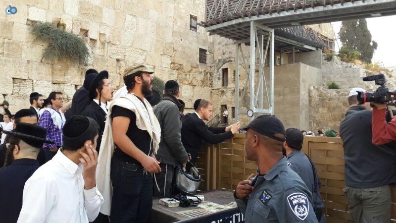 נשות הכותל צילום ישראל קרליץ חדשות 24 (11)