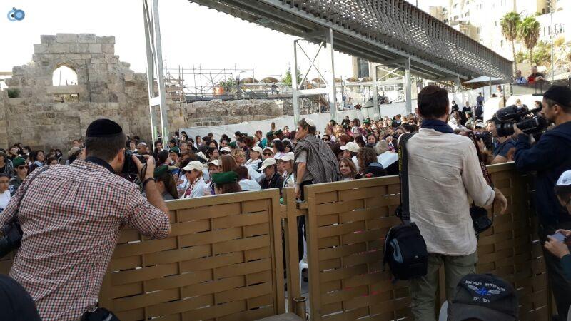 נשות הכותל צילום ישראל קרליץ חדשות 24 (12)