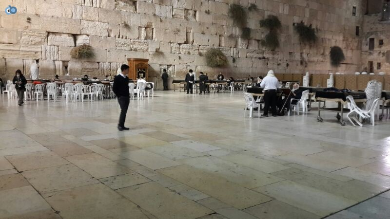 נשות הכותל צילום ישראל קרליץ חדשות 24 (14)