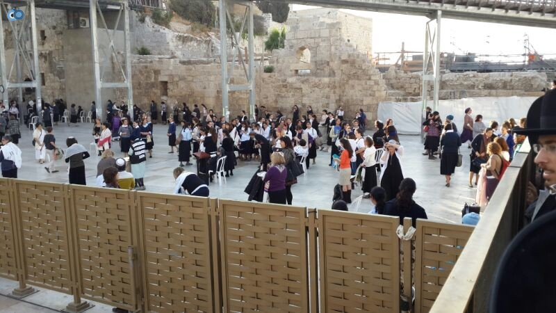 נשות הכותל צילום ישראל קרליץ חדשות 24 (15)