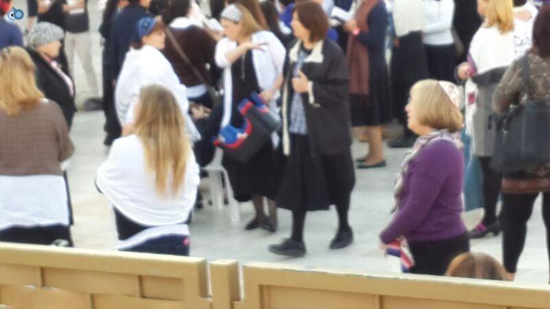 נשות הכותל צילום ישראל קרליץ חדשות 24 (17)
