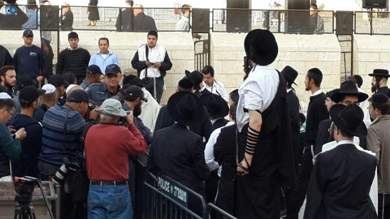 נשות הכותל צילום ישראל קרליץ חדשות 24 (18)