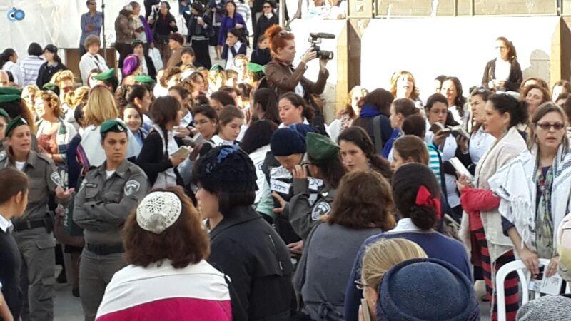 נשות הכותל צילום ישראל קרליץ חדשות 24 (22)