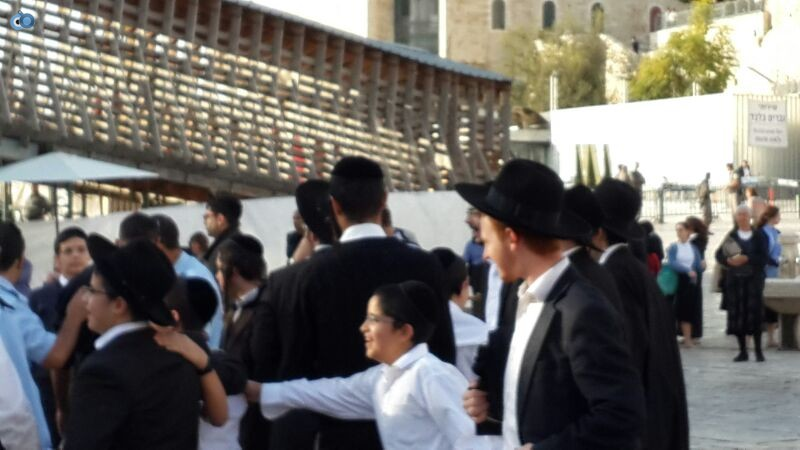 נשות הכותל צילום ישראל קרליץ חדשות 24 (24)