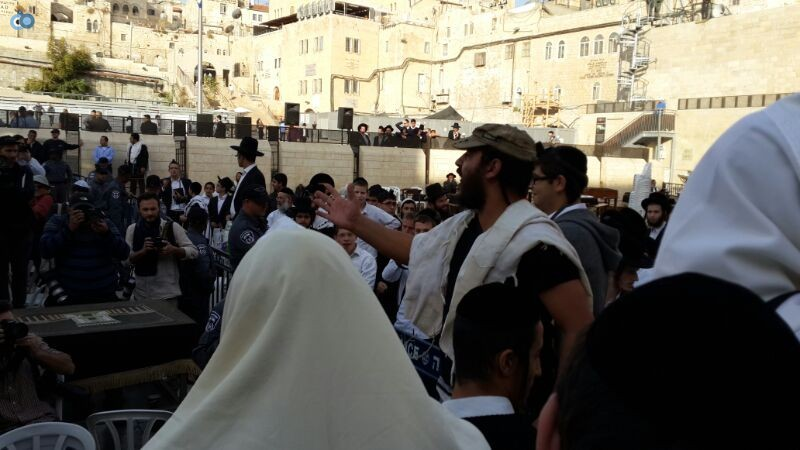 נשות הכותל צילום ישראל קרליץ חדשות 24 (25)