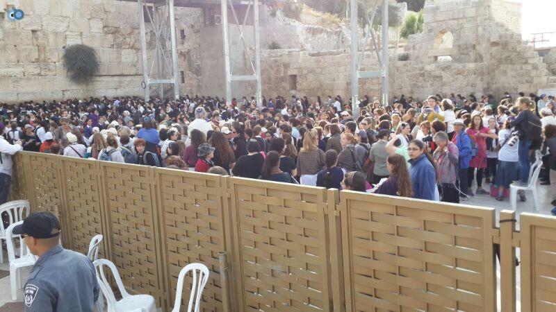 נשות הכותל צילם ישראל קרליץ חדשות 24 (10)