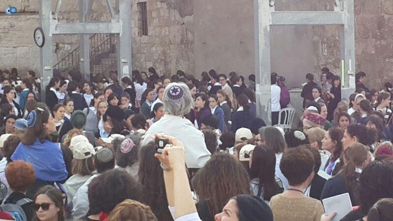 נשות הכותל צילם ישראל קרליץ חדשות 24 (11)