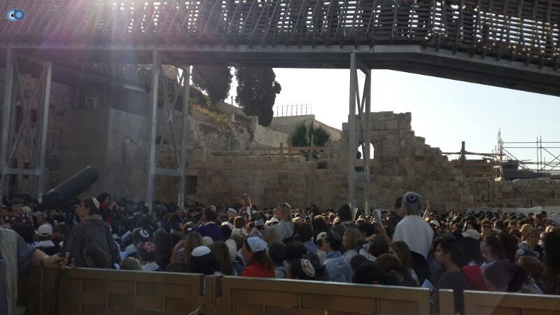 נשות הכותל צילם ישראל קרליץ חדשות 24 (17)
