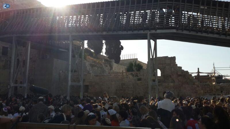נשות הכותל צילם ישראל קרליץ חדשות 24 (18)