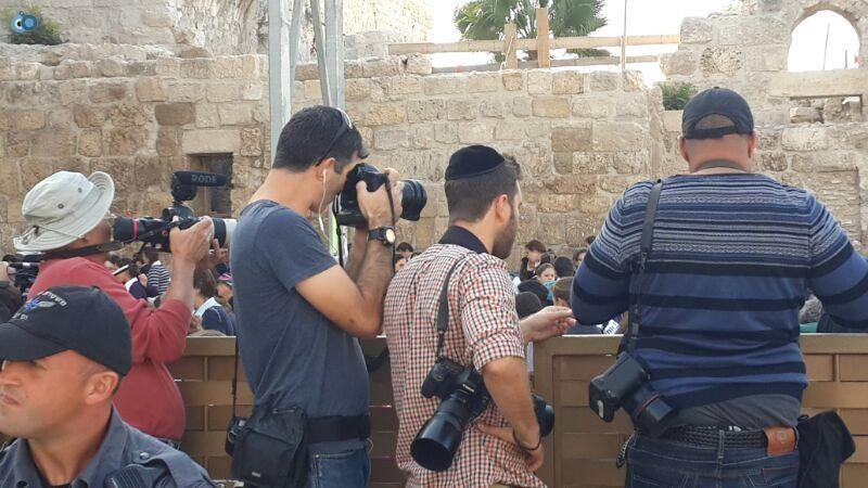 נשות הכותל צילם ישראל קרליץ חדשות 24 (4)