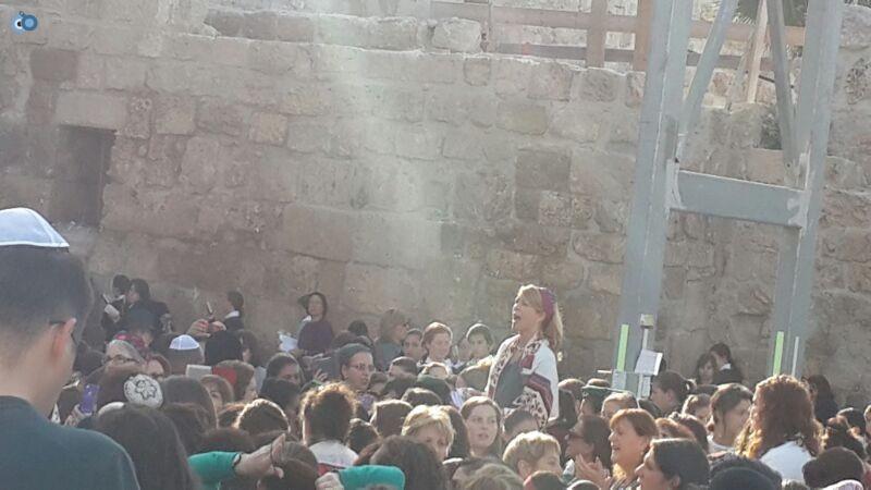נשות הכותל צילם ישראל קרליץ חדשות 24 (5)