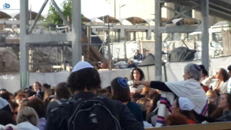 נשות הכותל צילם ישראל קרליץ חדשות 24 (6)