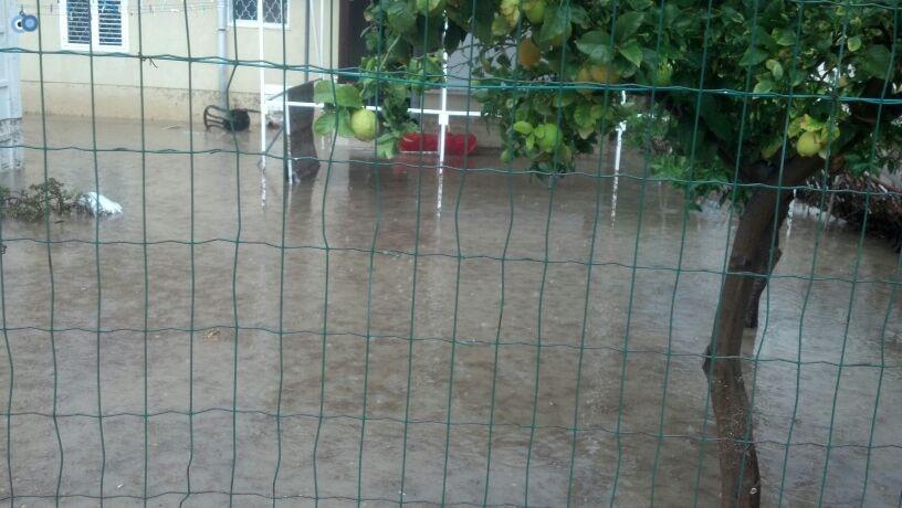 פצוע גשמים צילם חדשות 24 (3)