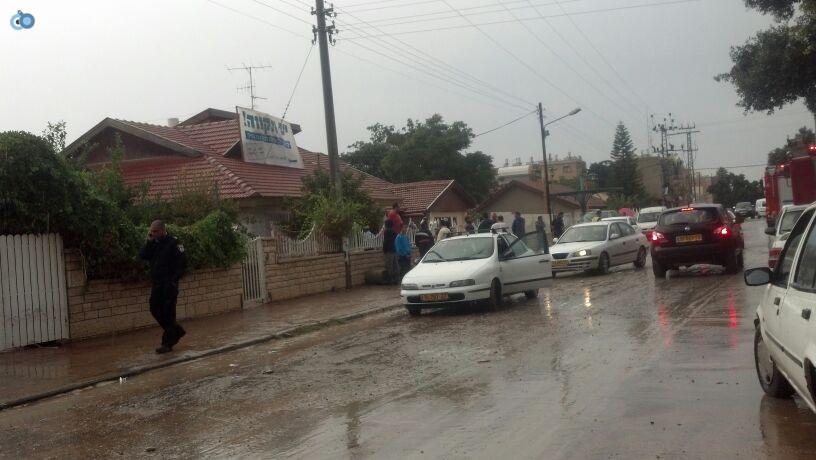 פצוע גשמים צילם חדשות 24 (5)