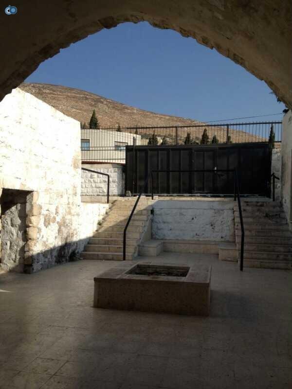 קבר יוסף הצדיק - צילום אבי שיף 1